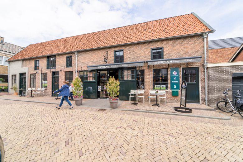 Een sfeervolle en uitnodigende delicatessenwinkel